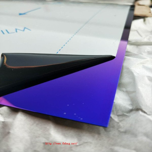 颜色板超精磨8K镜面板